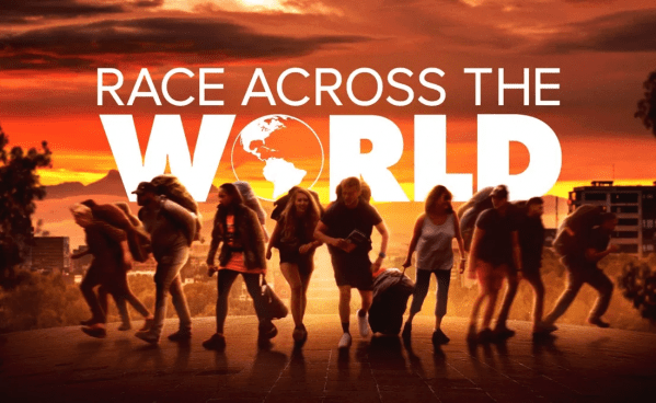 Race Across the World logo