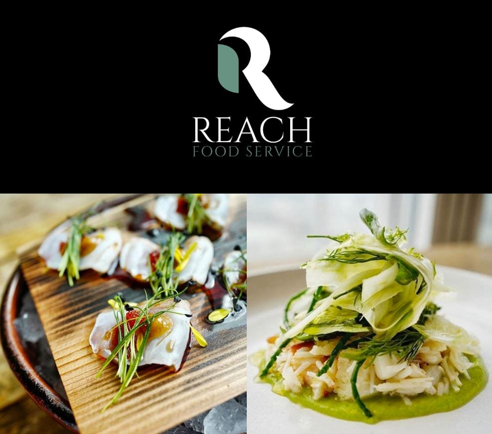 Reach Foodservice plated meals