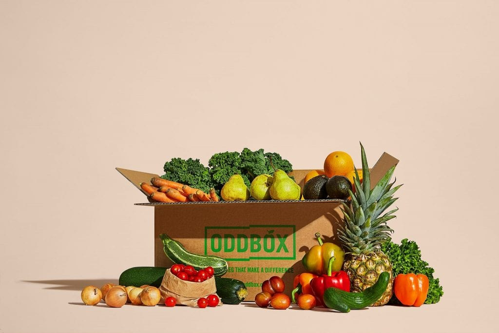 ODDBOX fruit and vegetable box delivery planned by PODFather