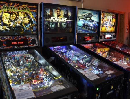 Home Leisure Direct arcade machines delivered by PODFather