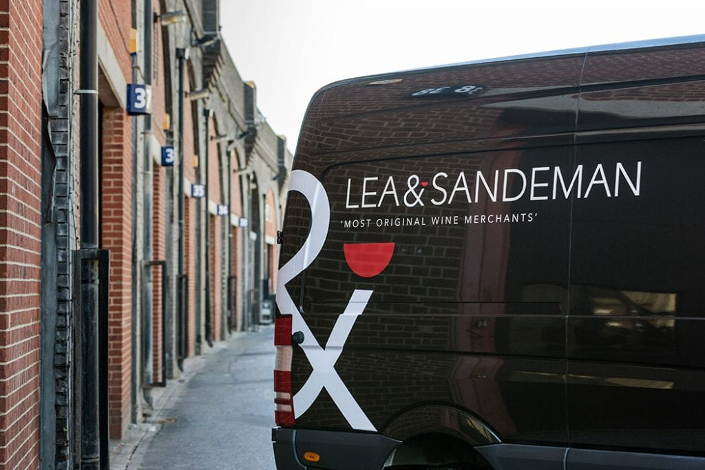 Lea & Sandeman delivery van planned by PODFather