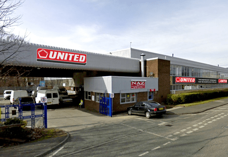 United grocers warehouse