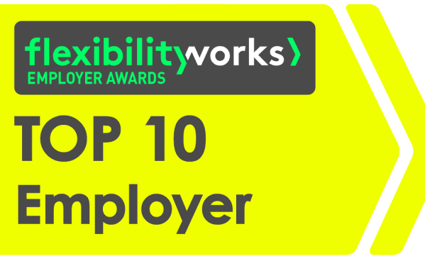 Flexibility Works award logo